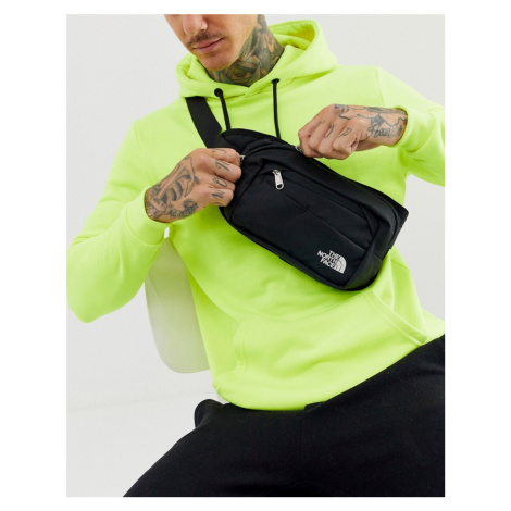The North Face Bozer bum bag in black