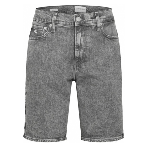 Calvin Klein Jeans Jeansy szary denim