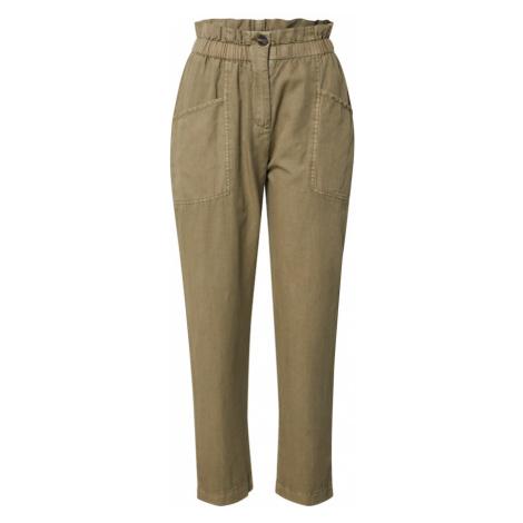 Pepe Jeans Spodnie 'Lia' oliwkowy