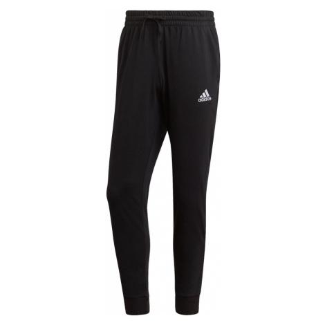 Adidas Essentials Single Męskie Czarne (GK9226)