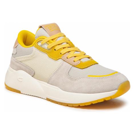 Sneakersy CAMEL ACTIVE - Ramble 22137842 Beige/Yellow C155