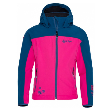 Child softshell jacket Kilpi ELIA-J