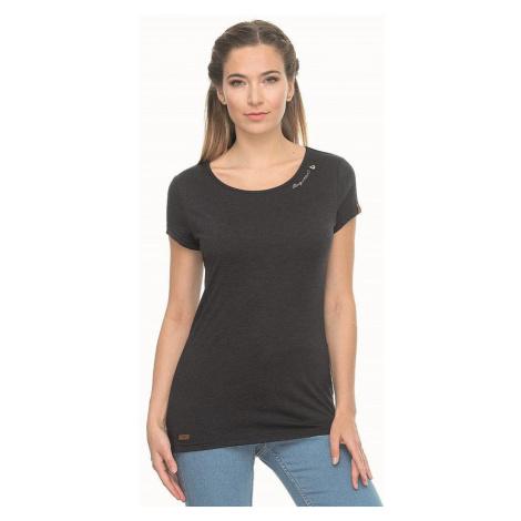 T-shirt Ragwear Mint - 1010/Black