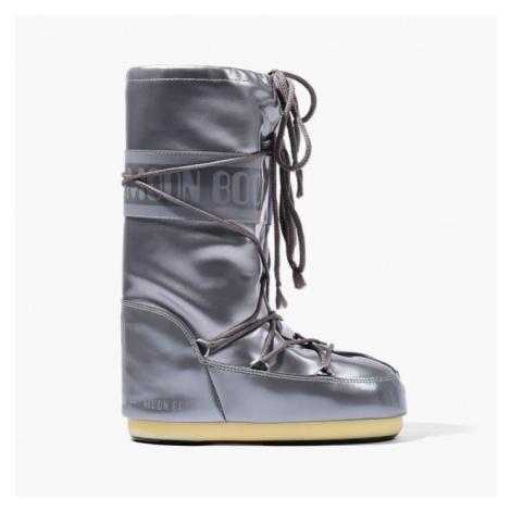 Buty dziecięce Moon Boot Vinil Met. 14021400 004