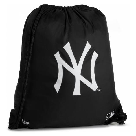 Plecak NEW ERA - Mlb Gym Sack Neyyan 11942038 Black