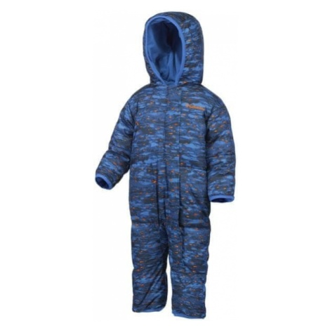COLUMBIA Snuggly Bunny Bunting Super Blue Print 3/6