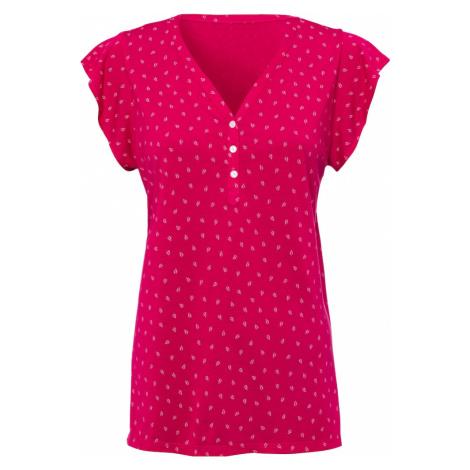 LASCANA Koszulka różowy