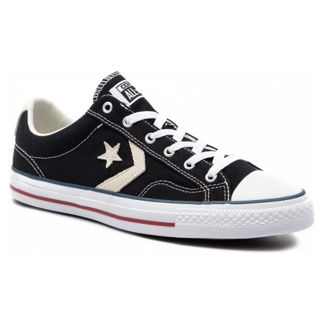 Trampki CONVERSE - Star Player Ox 144145C Black/Milk