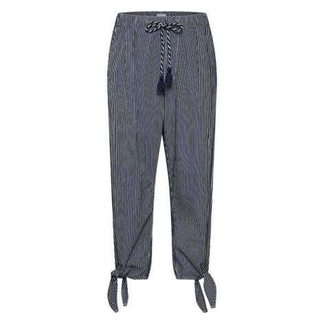 Pepe Jeans Spodnie 'DEENA' czarny / biały