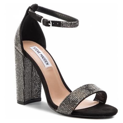 Sandały STEVE MADDEN - Carrson-R M11000371-02003-00G Black Crystal