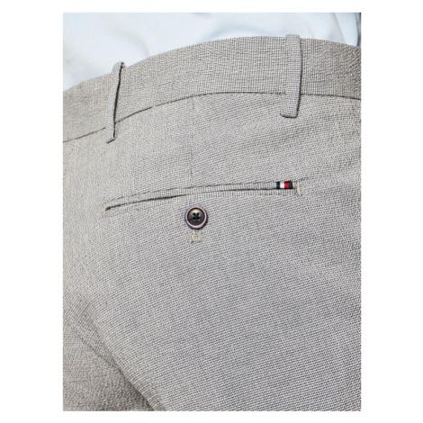 Tommy Hilfiger Szorty materiałowe Brooklyn Seers MW0MW13525 Szary Regular Fit