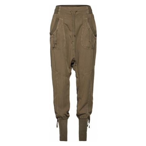 Cream Spodnie 'Nanna' khaki
