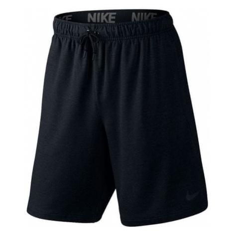 "Nike spodenki treningowe Dri Fit Training Fleece 8"" 817417 010"