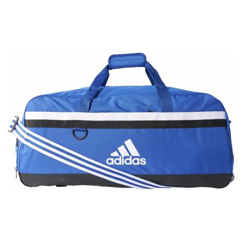 Torba adidas Tiro 15 Team Duffel Bag Large Niebieska