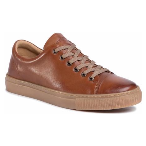 Sneakersy KRISBUT - 5249-5-9 Brąz