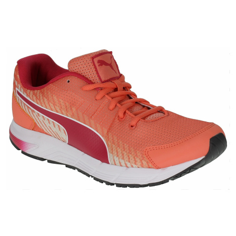 buty Puma Sequence V2 Wn - Black/Fluo Peach/Rose Red/White