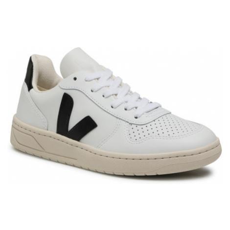 Veja Sneakersy V-10 Leather VX020005A Biały