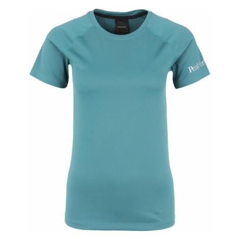 PEAK PERFORMANCE Koszulka funkcyjna turkusowy / biały