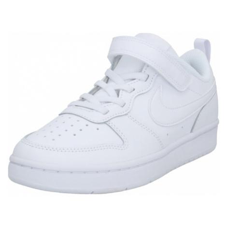 Nike Sportswear Trampki 'Court Borough Low 2' biały