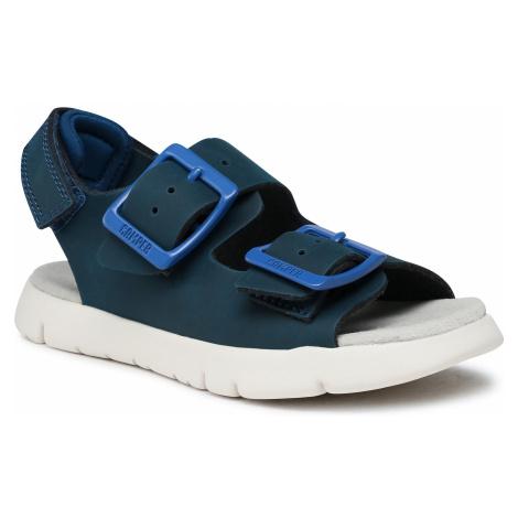 Sandały CAMPER - Oruga Sandal Kids K800429-002 Blue