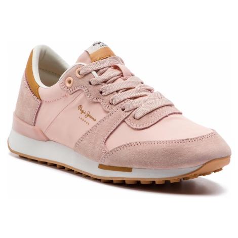 Sneakersy PEPE JEANS - Bimba Soft PLS30861 Pink 325