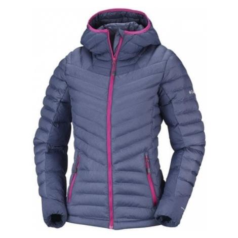 COLUMBIA kurtka zimowa damska Windgates Hooded Jacket Nocturnal Heather