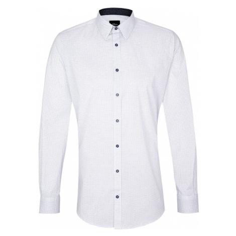 S.Oliver BLACK LABEL Koszula niebieski / biały