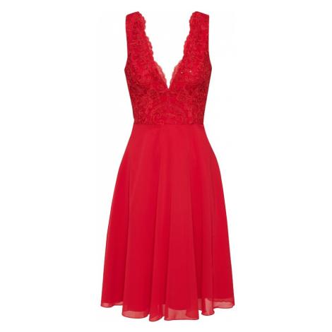 Chi Chi London Sukienka koktajlowa 'DODIE' czerwony