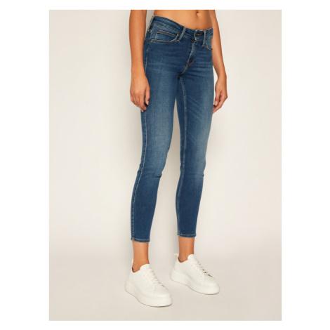 Lee Jeansy Skinny Fit Scarlett L526PVQL Granatowy Skinny Fit