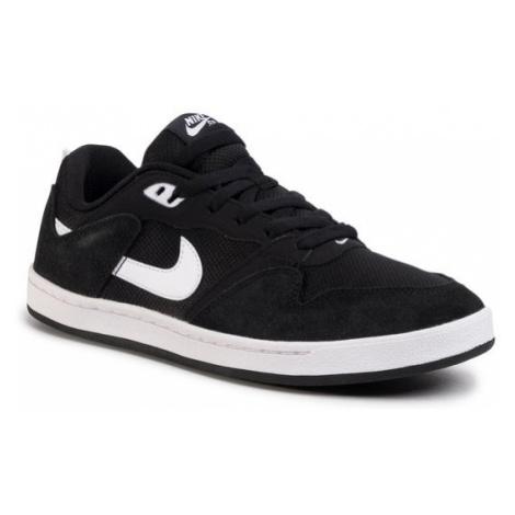 Nike Buty Sb Alleyoop CJ0882 001 Czarny