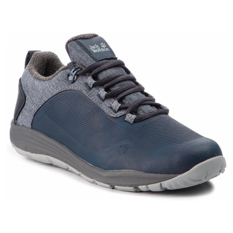 Półbuty JACK WOLFSKIN - Seven Wonders Wt Low W 4030591 Night Blue