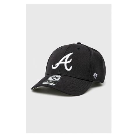 47brand - Czapka Atlanta Braves