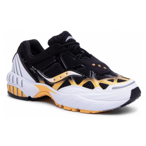 Saucony Sneakersy Grid Web S70466-3 Czarny
