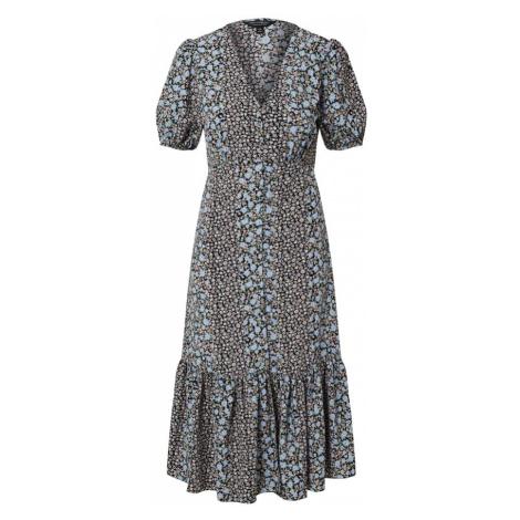 Miss Selfridge Letnia sukienka 'SPLICED' niebieski