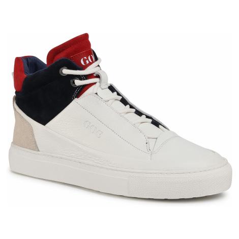 Sneakersy GOE - GG1N3113 White Combi