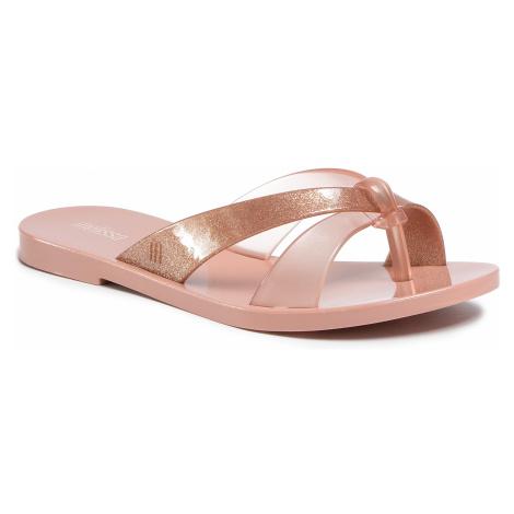 Japonki MELISSA - Must Ad 32821 Pink/Pink Glitter 53328