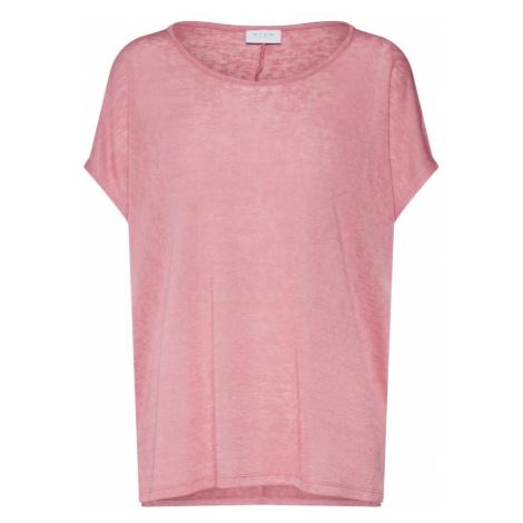 VILA Koszulka 'Visumi' różowy pudrowy
