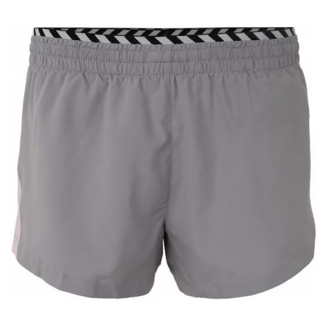 NIKE Spodnie sportowe 'ELEVATE SD' piaskowy / różowy pudrowy