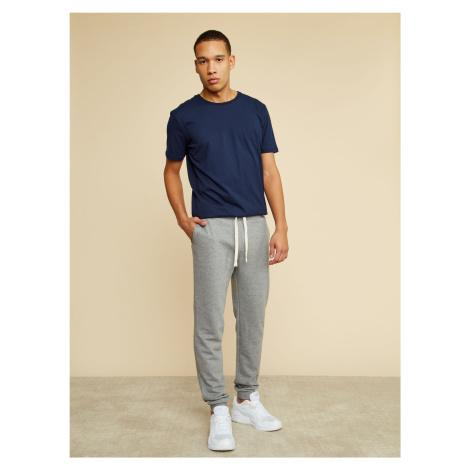 ZOOT Baseline szare męskie spodnie dresowe Paul 2