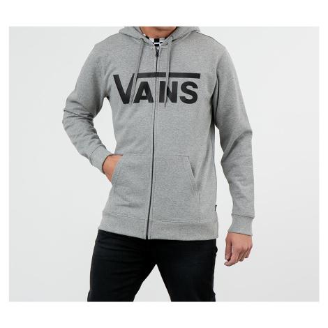 Vans Classic Zip Sweatshirt Grey