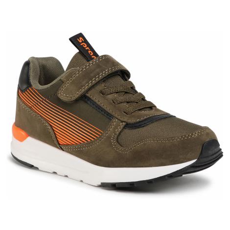 Sneakersy SPRANDI - CP40-9209Y Khaki