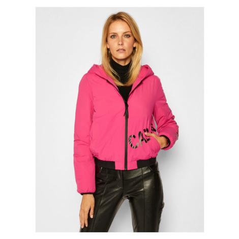 Calvin Klein Jeans Kurtka puchowa J20J214847 Różowy Regular Fit