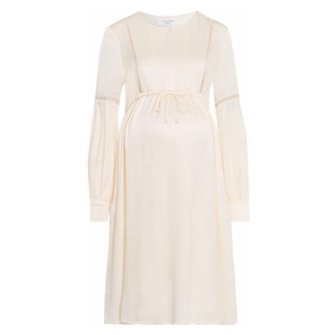 IVY & OAK Sukienka koszulowa perłowo biały