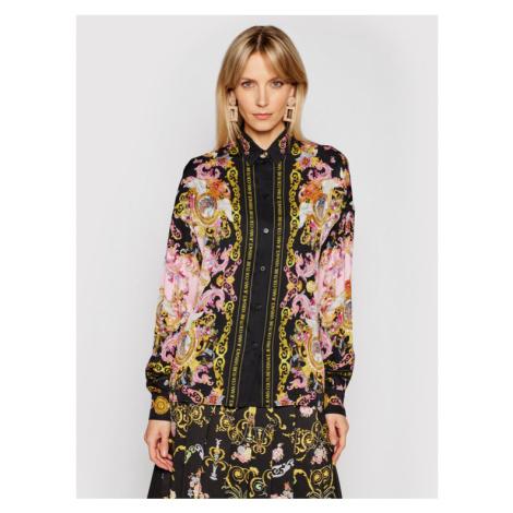 Versace Jeans Couture Koszula B0HWA601 Kolorowy Regular Fit