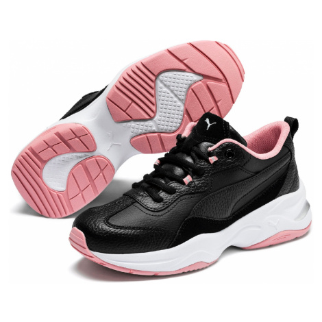 Tenisówki damskie Puma Cilia Lux Black-Bridal Rose- Si
