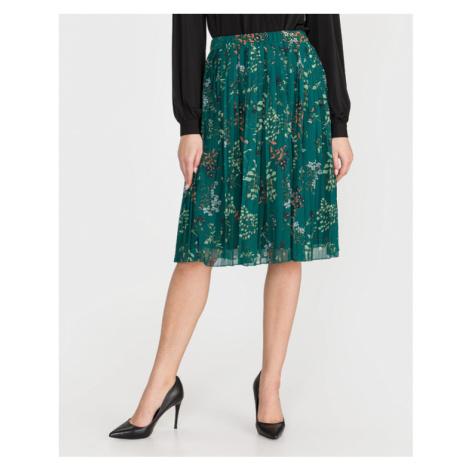 Vero Moda Julie Spódnica Zielony