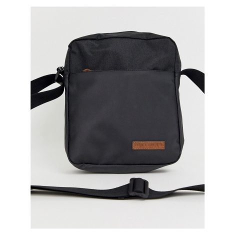 Bellfield flight bag in black