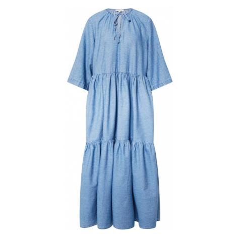 SELECTED FEMME Sukienka oversize 'JOY' niebieski