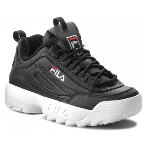 Sneakersy FILA - Disruptor Low Wmn 1010302.25Y Black