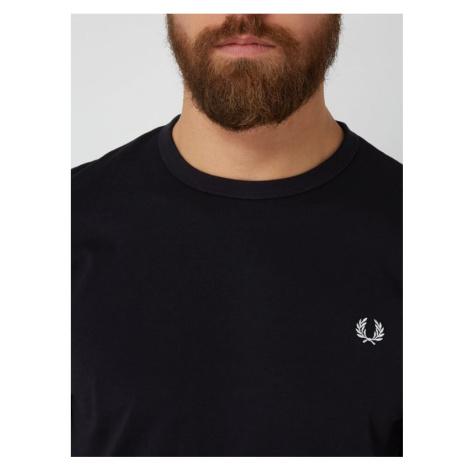 T-shirt z bawełny Fred Perry